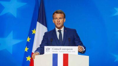 Emmanuel Macron French President