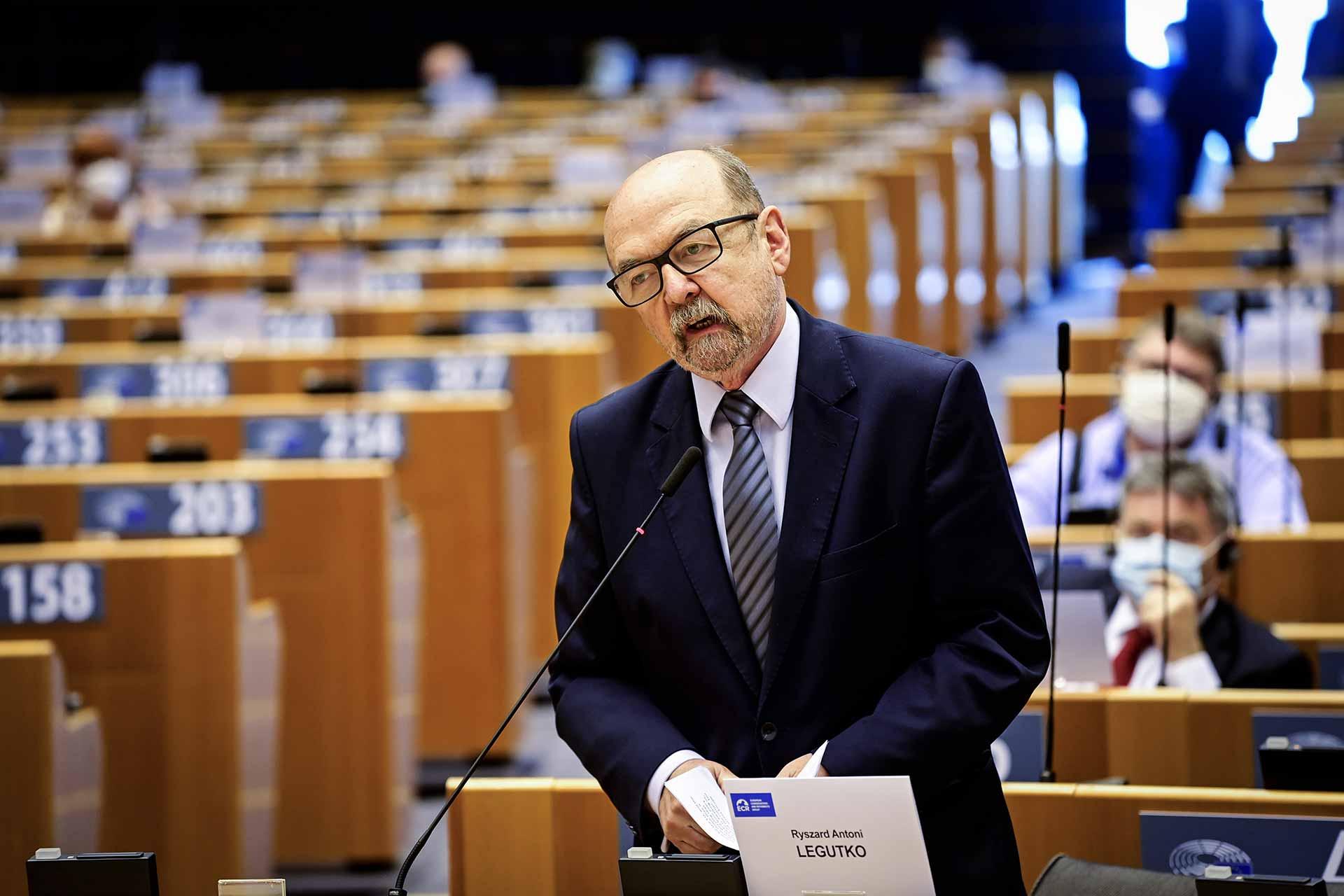 Polish MEP Ryszard Antoni Legutko