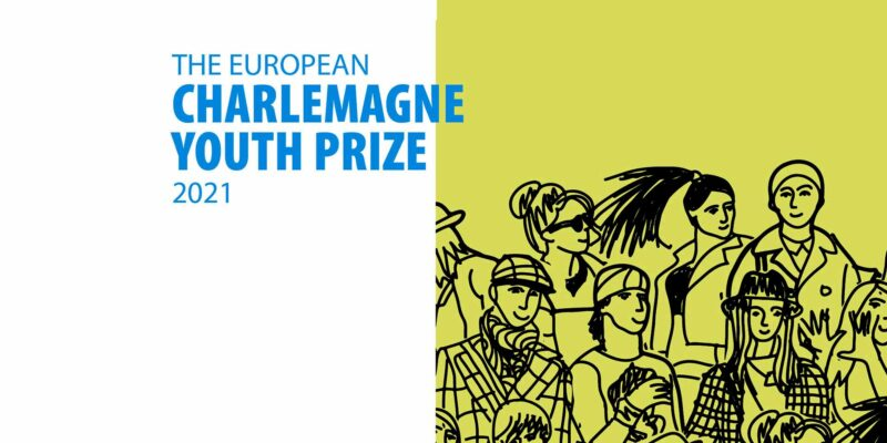#ECYP2021 2021 edition of the Charlemagne Youth Prize