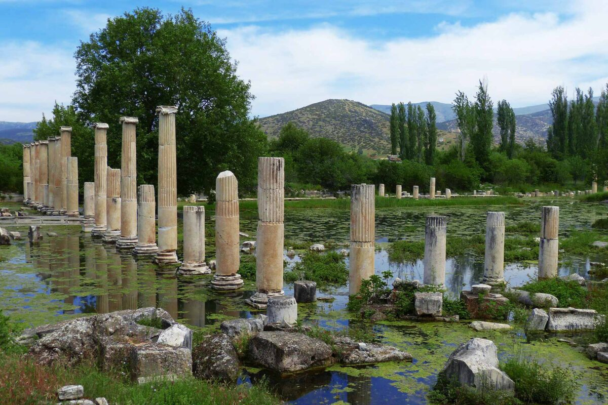 Aphrodisias-Turkey Archaeological Cultural Property