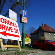 Corona Drive-In Germany Coronavirus test