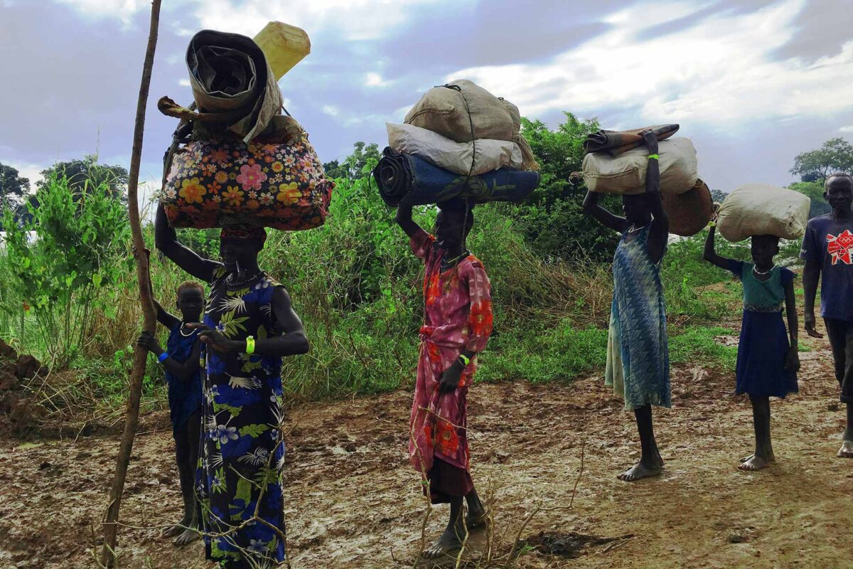Ethiopia provides South Sudan refugees an escape from brutal conflict