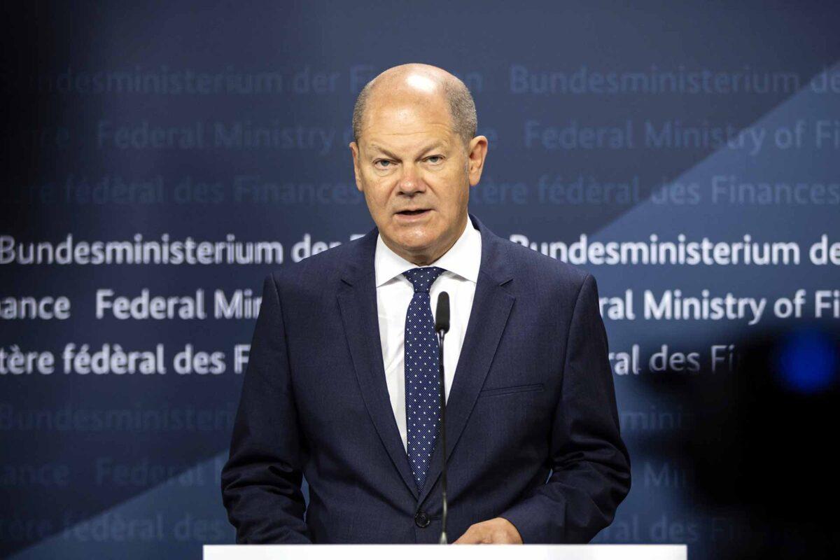 Mr Olaf Scholz, German Federal Minister for Finance