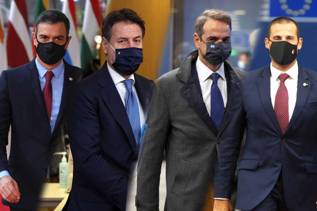 Spain, Italy, Greece and Malta are ready for the migration battle