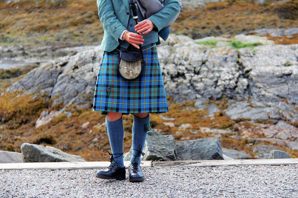 bagpipes Scotland music woodwind