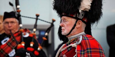 bagpipes Scotland traditional