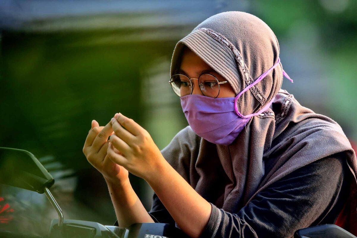 face mask Burka burqa ban face cover muslim islam