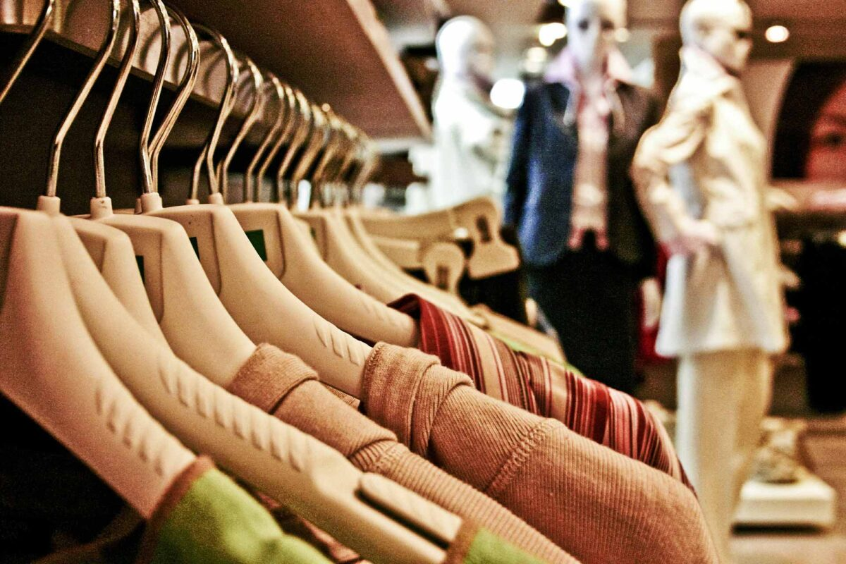 shopping clothing clothes