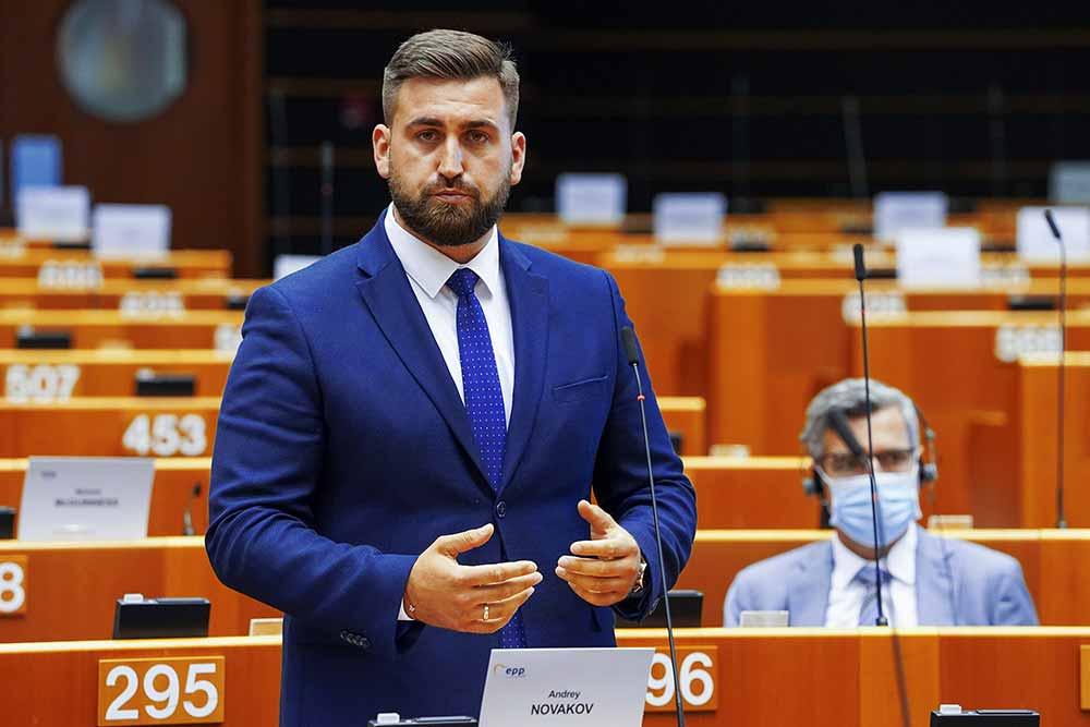 Andrey Novakov MEP EPP, BG
