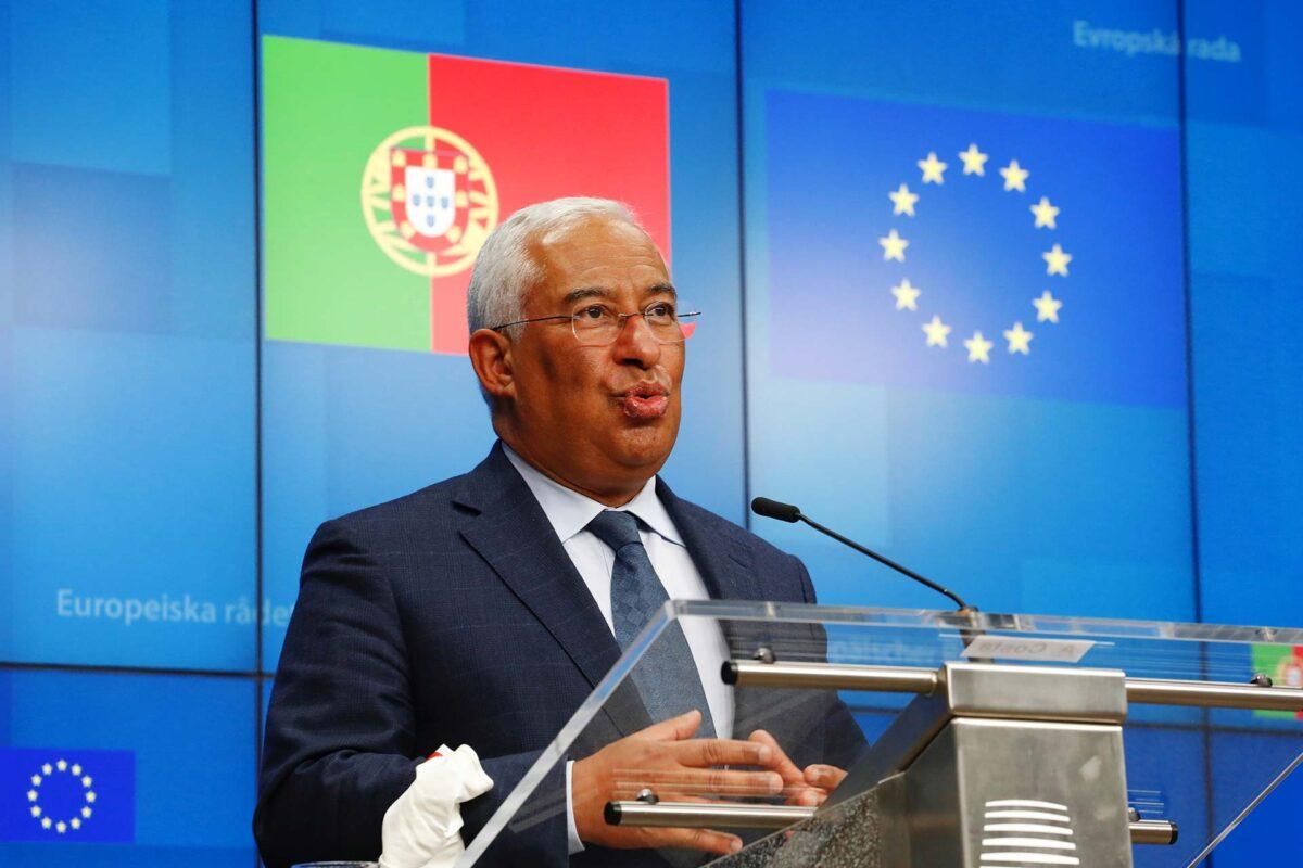 Mr Antonio COSTA, Portuguese Prime Minister