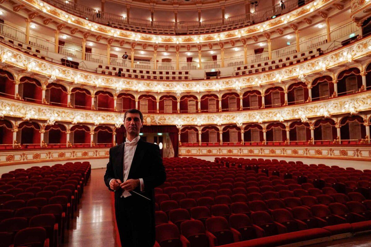 Teatro Petruzzelli di Bari - Andrea Vitello