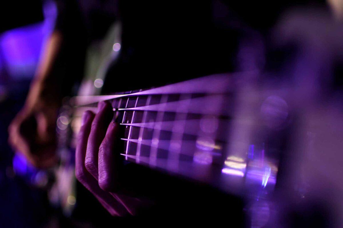 bass concert music