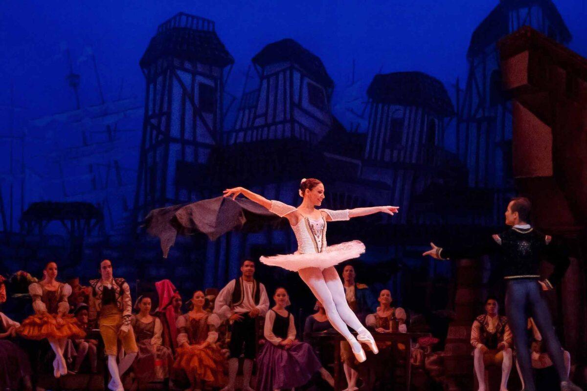 don quixote opera ballet