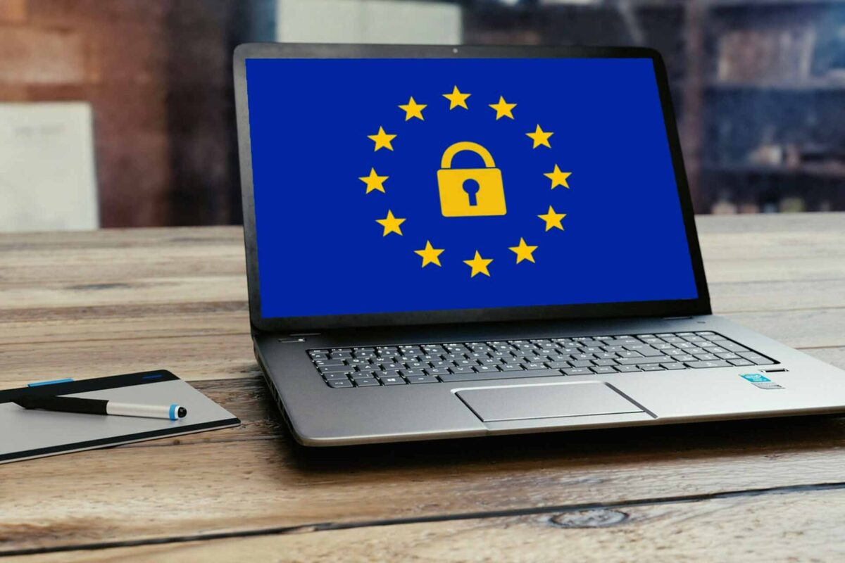 european GDPR privacy policy of official government documents