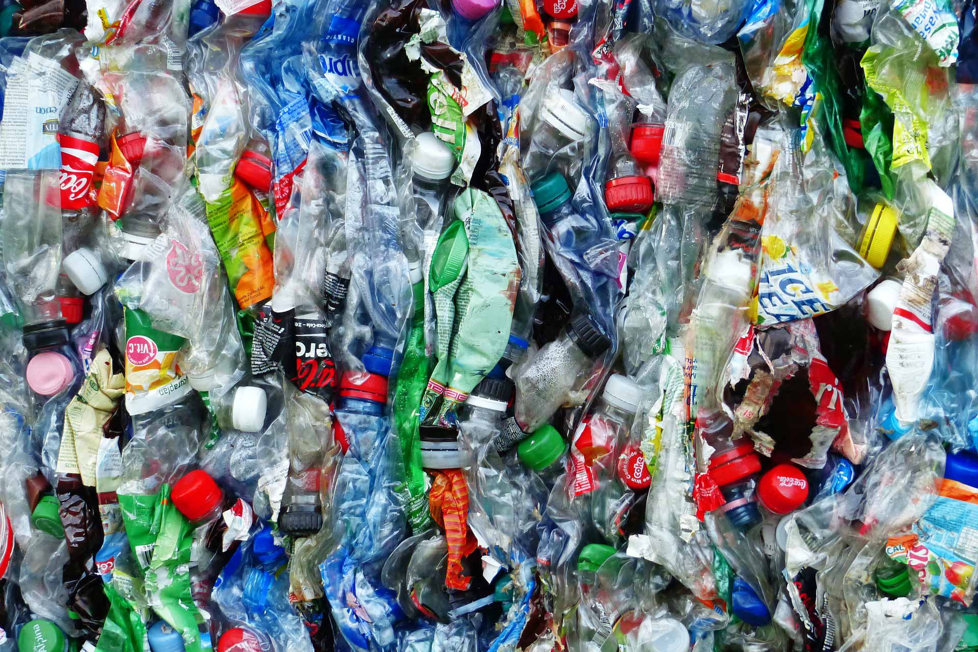 Plastic bottles Recycling Coca-cola