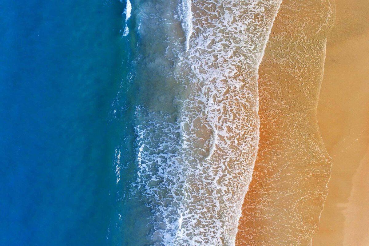 sea beach summer ocean