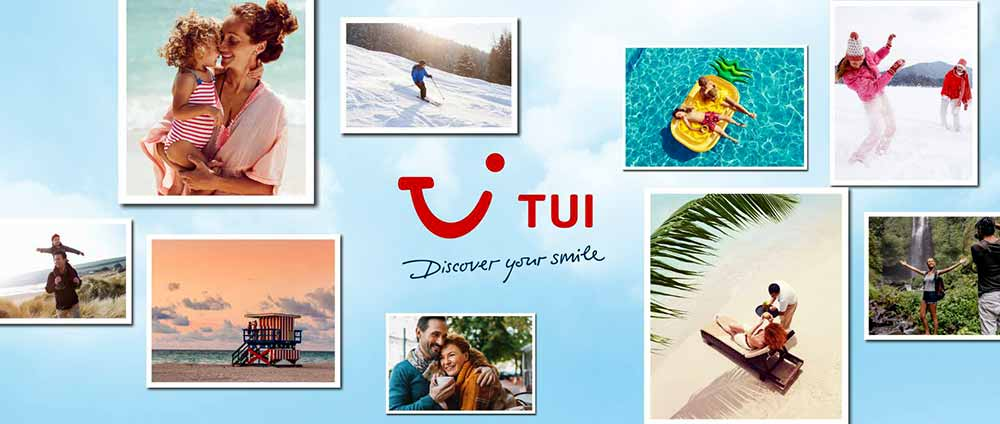 Discover your smile - TUI