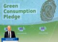 Didier Reynders Commissioner for Justice Green Consumption Pledge