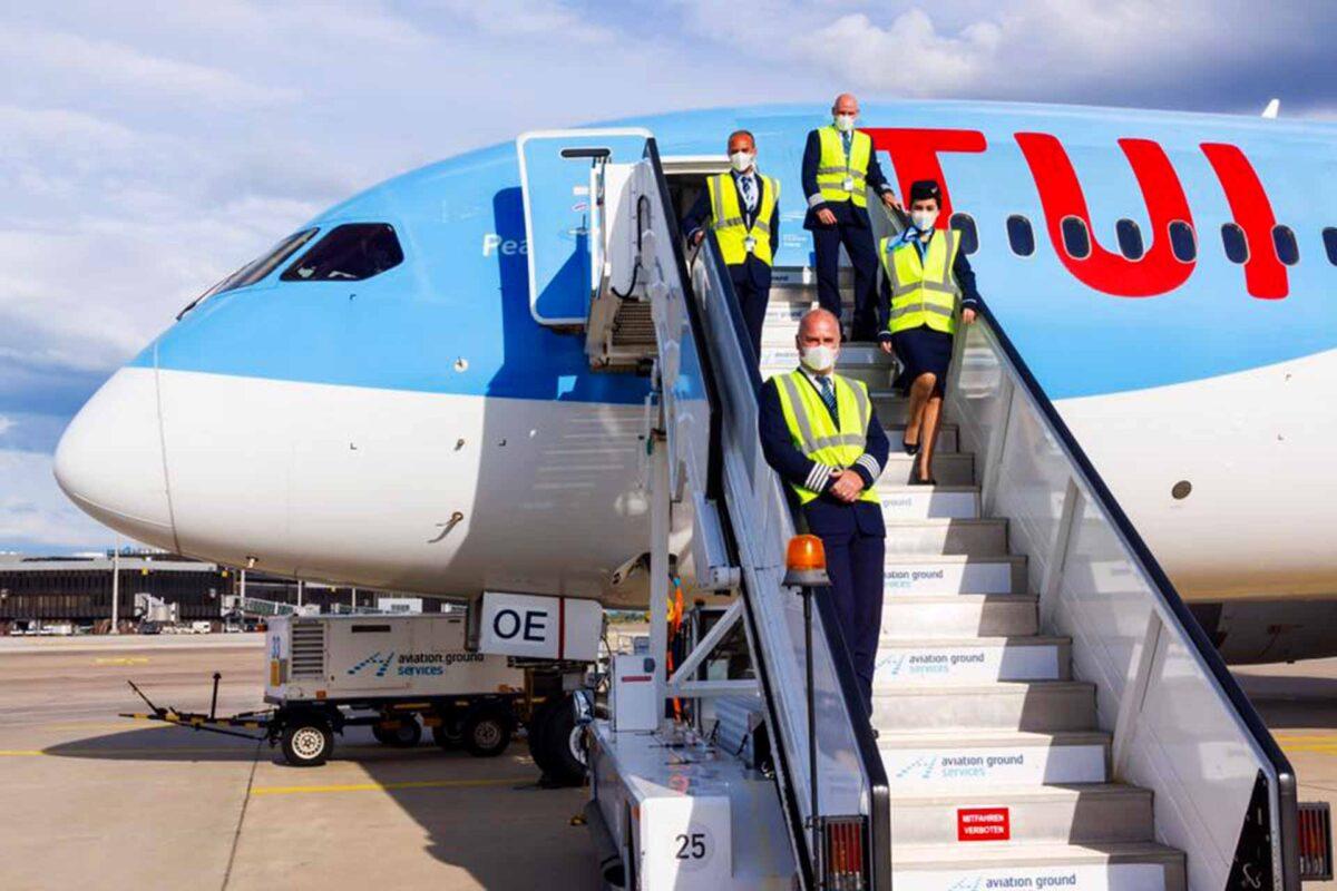 TUI flights