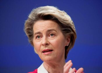 Ursula von der Leyen President of the European Commission