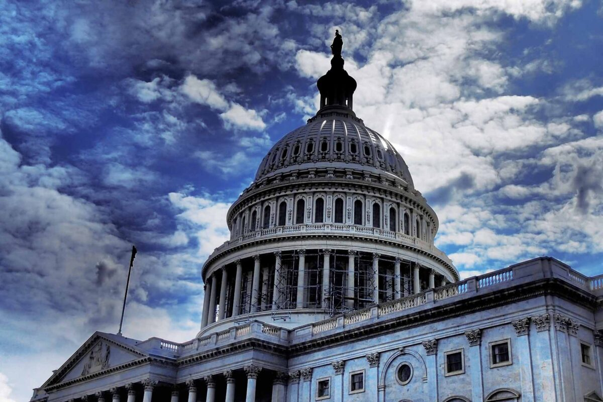 Capitol building USA Washington DC