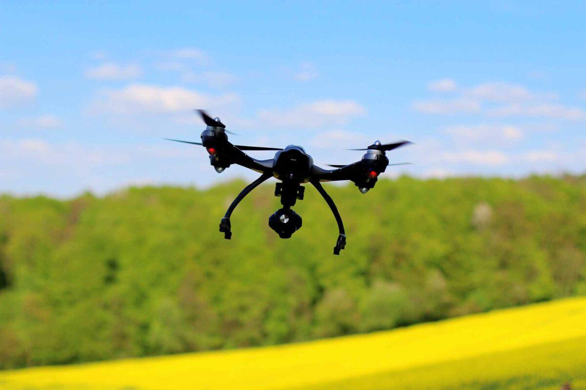 drone Camera-surveillance