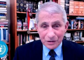 Dr. Anthony Fauci, Chief Medical Adviser to the new US President