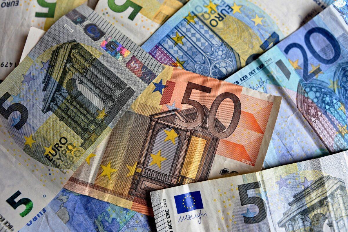 Euro money - Eurozone