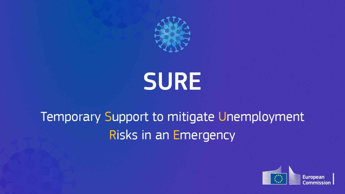 Support to mitigate Unemployment Risks in an Emergency SURE