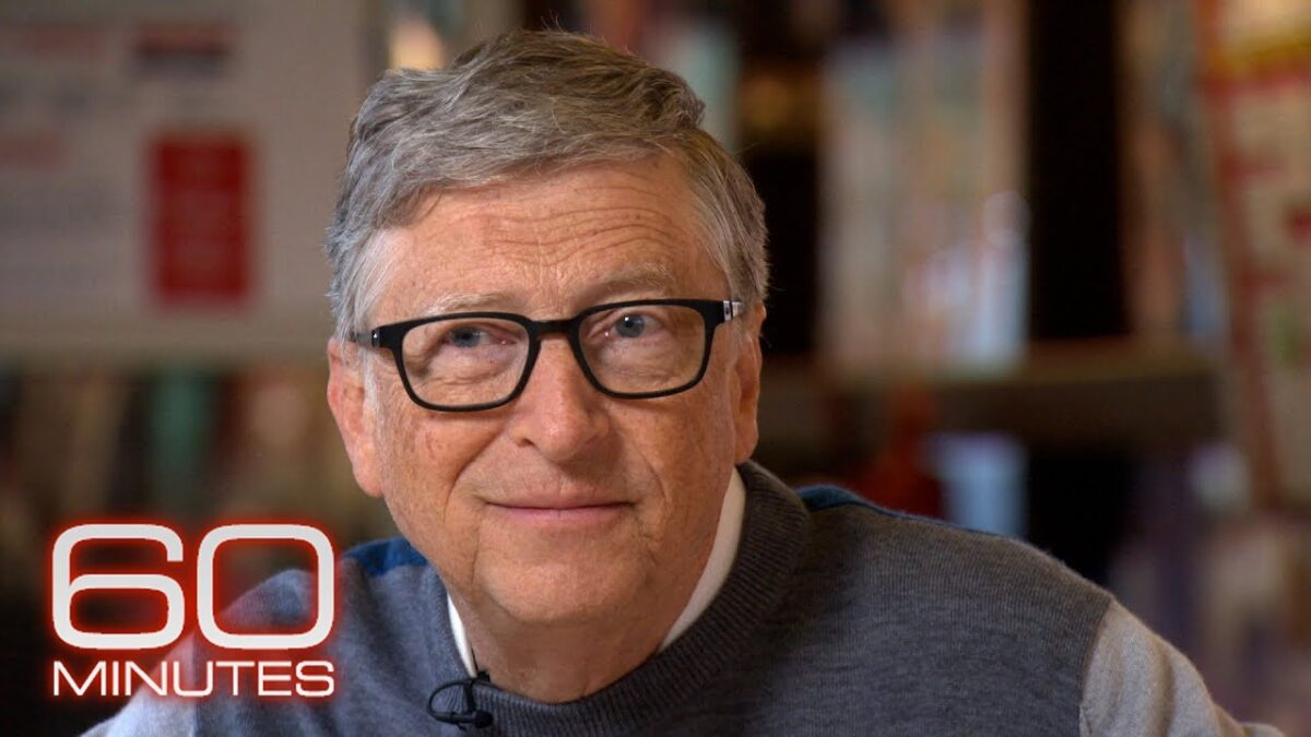 Bill Gates: Can the world avoid a climate disaster?