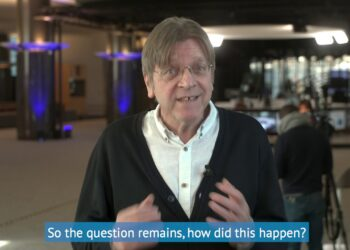 Guy Verhofstadt Member of the European Parliament