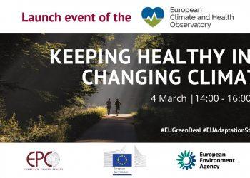 Νew European Climate and Health Observatory